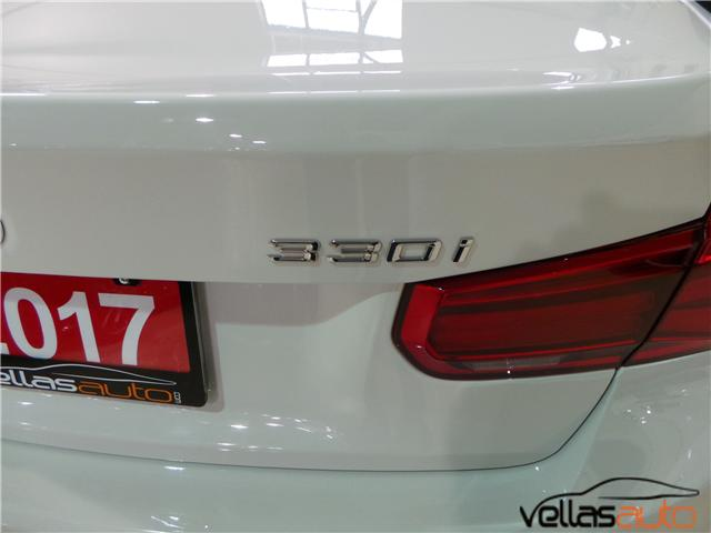 2017 BMW 330i xDrive (Stk: NP3636) in Vaughan - Image 14 of 30