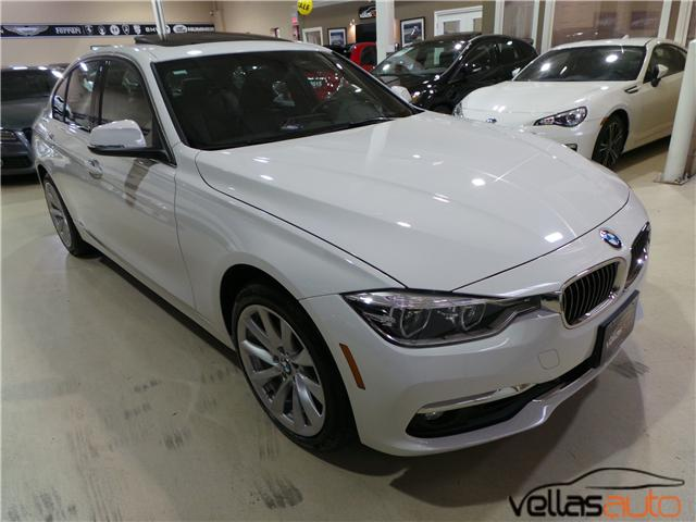 2017 BMW 330i xDrive (Stk: NP3636) in Vaughan - Image 18 of 30