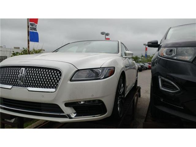 2017 Lincoln Continental Reserve (Stk: 17CN0266) in Unionville - Image 2 of 5