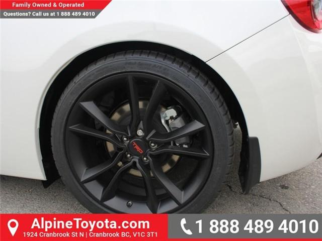 2017 Toyota 86 Base (Stk: 9703187) in Cranbrook - Image 15 of 16