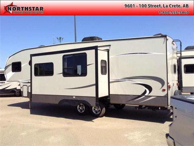2017 Keystone HIDEOUT 5TH WHEEL  (Stk: QR037) in  - Image 2 of 7