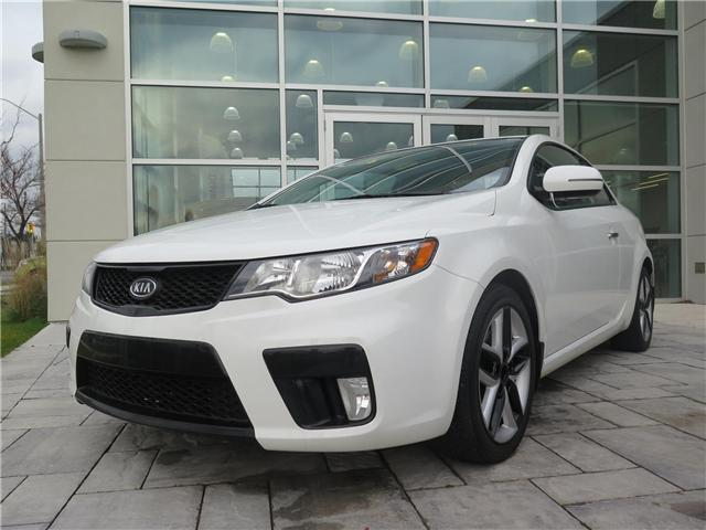 2013 Kia Forte Koup  (Stk: 6190P) in Scarborough - Image 1 of 23