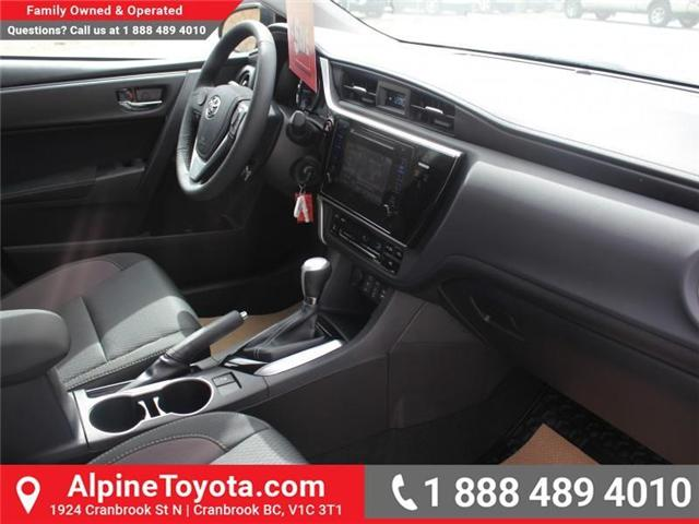2017 Toyota Corolla LE (Stk: C858246) in Cranbrook - Image 11 of 18