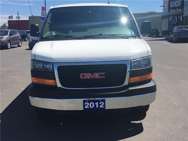 2012 GMC Savana 3500 Standard (Stk: 17093) in Sudbury - Image 2 of 13