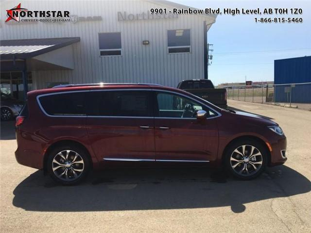 2017 Chrysler Pacifica Limited (Stk: QT053) in  - Image 1 of 9