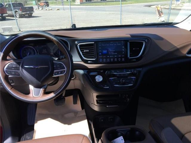 2017 Chrysler Pacifica Limited (Stk: QT053) in  - Image 9 of 9