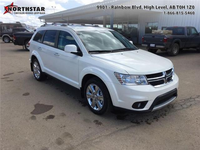 2017 Dodge Journey GT (Stk: QT075) in  - Image 1 of 8