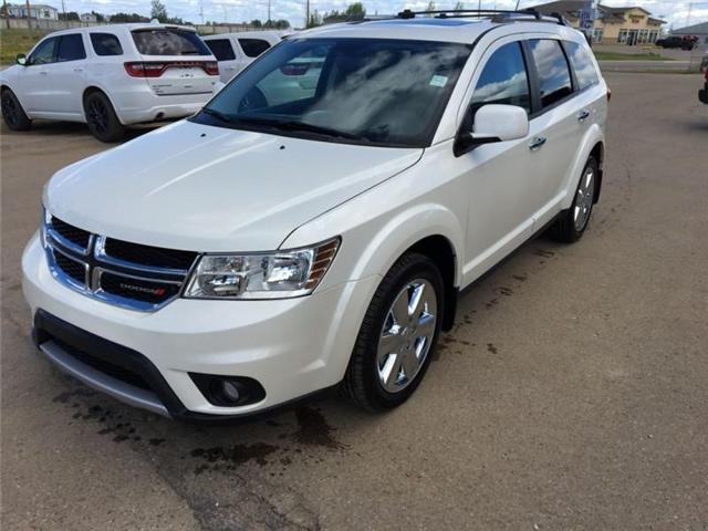 2017 Dodge Journey GT (Stk: QT075) in  - Image 3 of 9