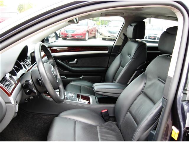 2010 Audi A8 L 4.2 (Stk: 1192) in Orangeville - Image 10 of 19