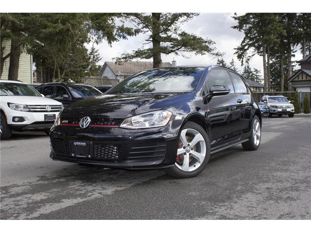 2017 Volkswagen Golf GTI 3-Door (Stk: HG041496) in Surrey - Image 3 of 29