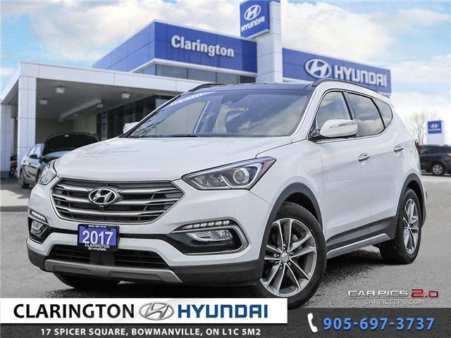 2017 Hyundai Santa Fe Sport 2.0T Ultimate (Stk: 16708) in Clarington - Image 1 of 27