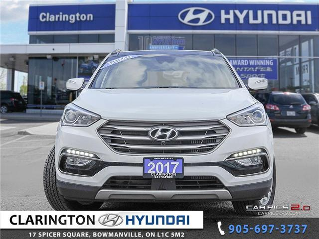 2017 Hyundai Santa Fe Sport 2.0T Ultimate (Stk: 16708) in Clarington - Image 2 of 27