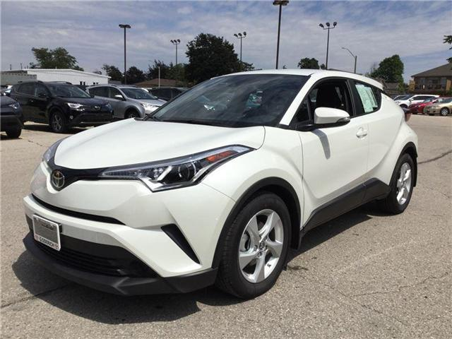 2018 Toyota C-HR XLE (Stk: N16217) in Goderich - Image 1 of 7