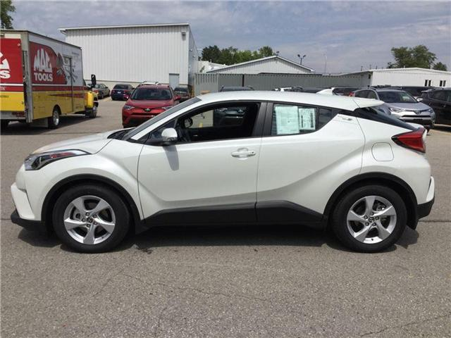 2018 Toyota C-HR XLE (Stk: N16217) in Goderich - Image 2 of 7