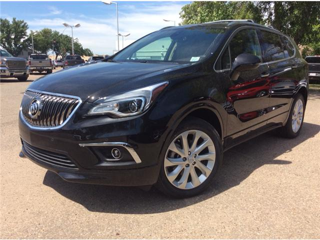 2017 Buick Envision Premium I (Stk: 181836) in Brooks - Image 1 of 29