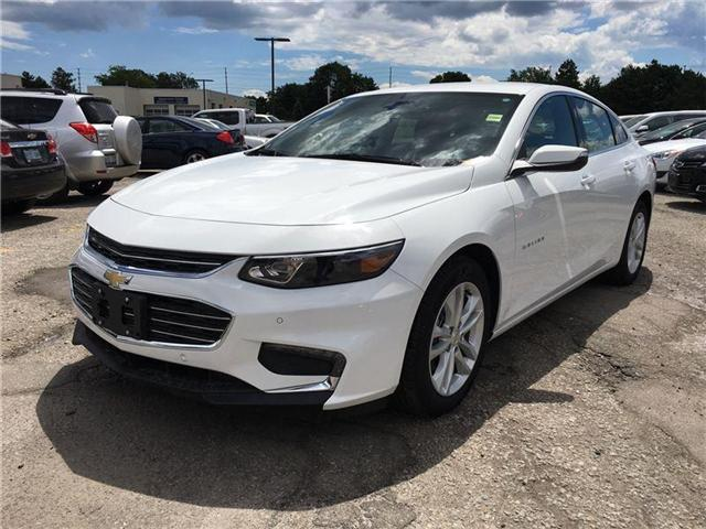 2017 Chevrolet Malibu 1LT (Stk: C7D029) in Mississauga - Image 2 of 10