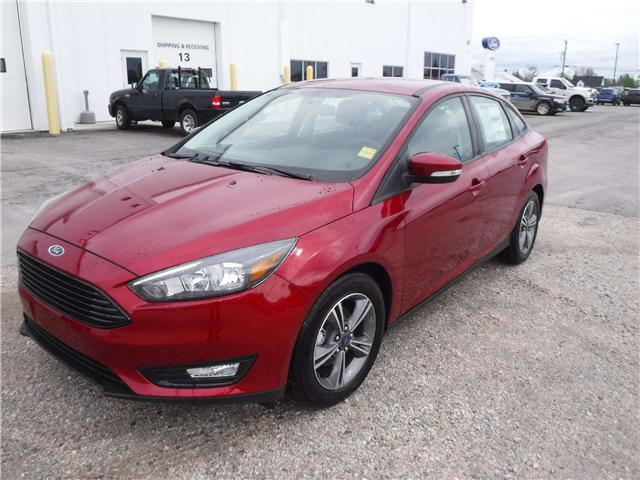 2017 Ford Focus SE (Stk: 17-486) in Kapuskasing - Image 1 of 12