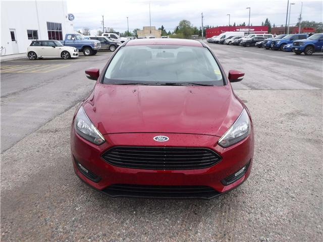 2017 Ford Focus SE (Stk: 17-486) in Kapuskasing - Image 2 of 12