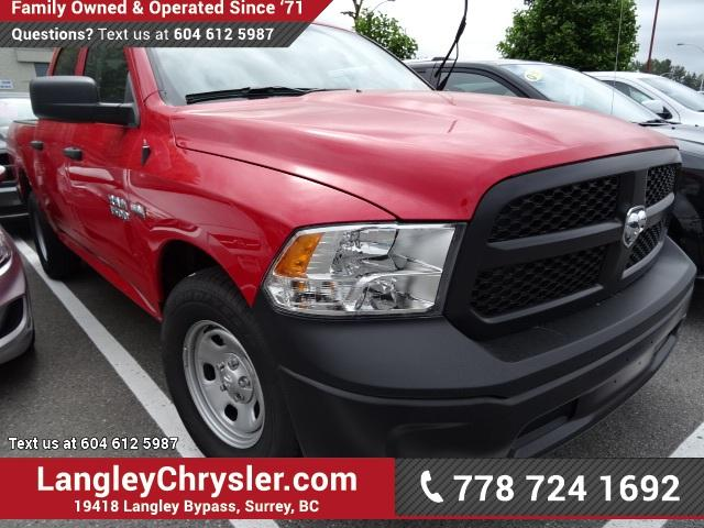 2017 RAM 1500 ST (Stk: H728421) in Surrey - Image 1 of 8