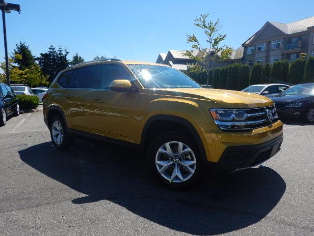 2018 Volkswagen Atlas 3.6 FSI Trendline (Stk: JA507756) in Surrey - Image 2 of 21