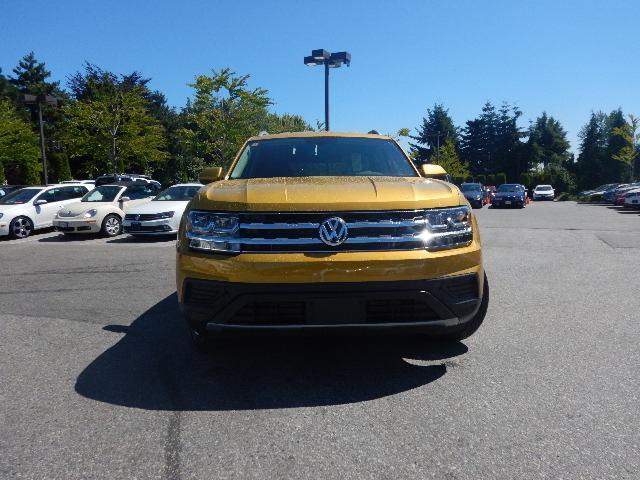 2018 Volkswagen Atlas 3.6 FSI Trendline (Stk: JA507756) in Surrey - Image 3 of 21