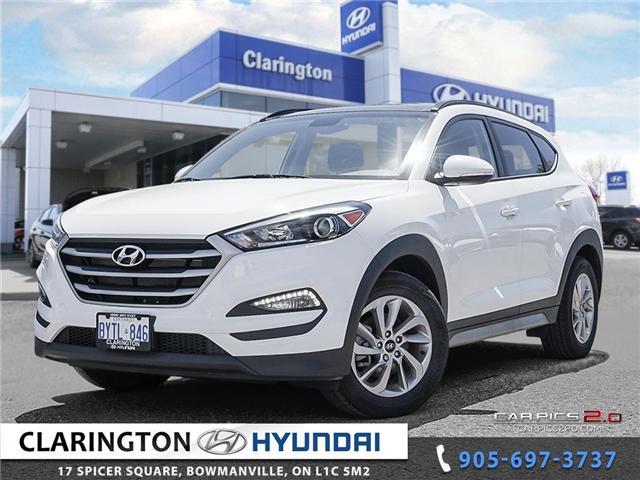 2017 Hyundai Tucson SE (Stk: 16630) in Clarington - Image 1 of 27