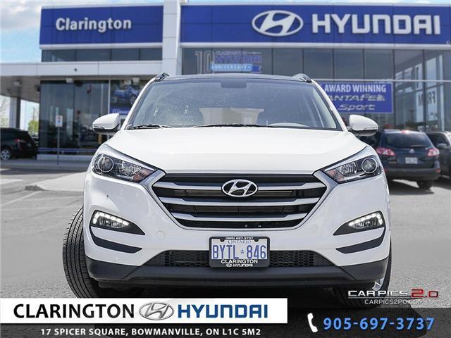 2017 Hyundai Tucson SE (Stk: 16630) in Clarington - Image 2 of 27