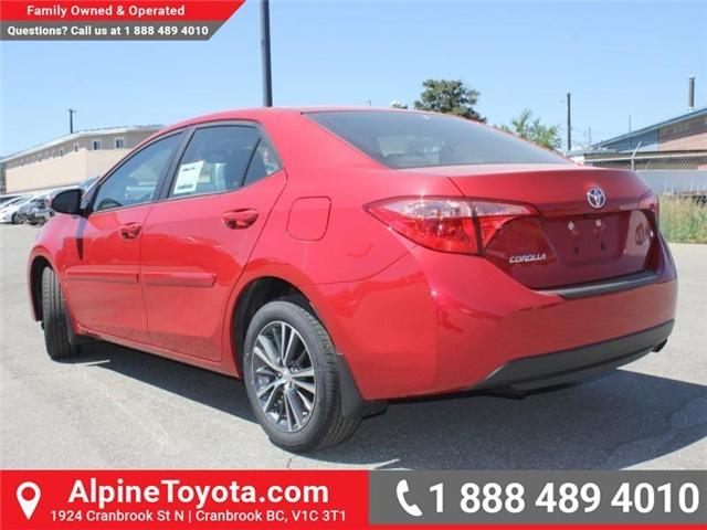 2017 Toyota Corolla LE (Stk: C858246) in Cranbrook - Image 3 of 18