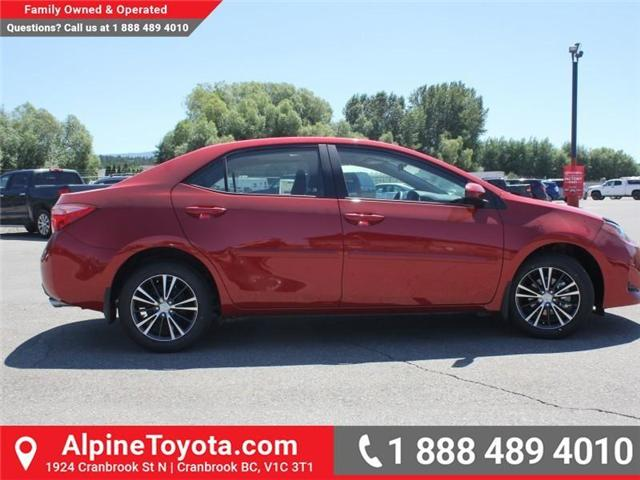 2017 Toyota Corolla LE (Stk: C858246) in Cranbrook - Image 6 of 18
