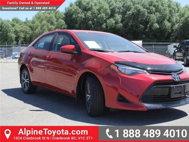 2017 Toyota Corolla LE (Stk: C858246) in Cranbrook - Image 7 of 18