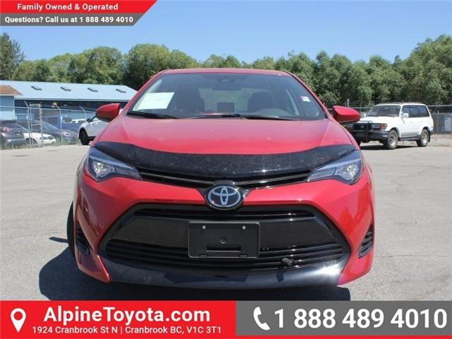 2017 Toyota Corolla LE (Stk: C858246) in Cranbrook - Image 8 of 18