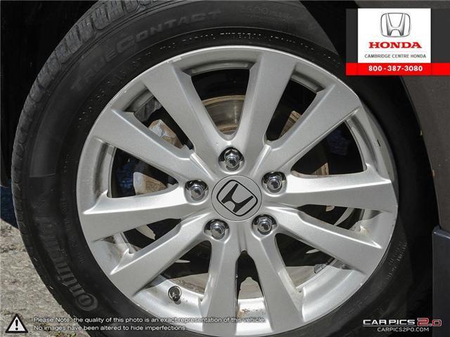 2012 Honda Civic EX (Stk: 17155A) in Cambridge - Image 6 of 27