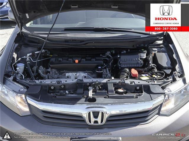 2012 Honda Civic EX (Stk: 17155A) in Cambridge - Image 8 of 27
