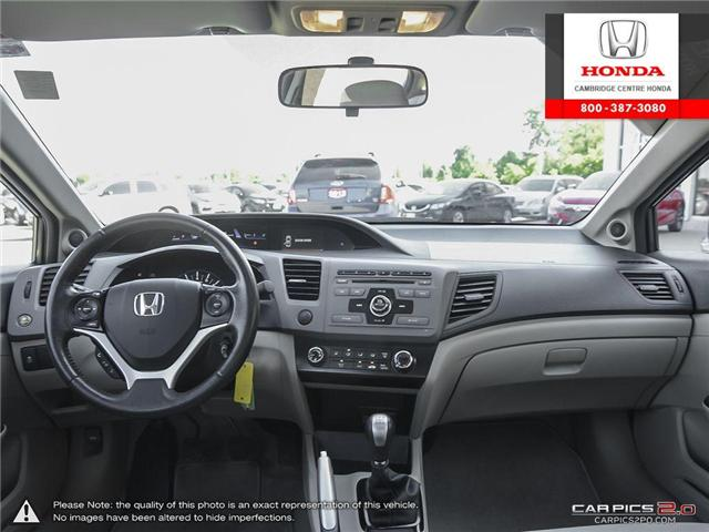 2012 Honda Civic EX (Stk: 17155A) in Cambridge - Image 26 of 27