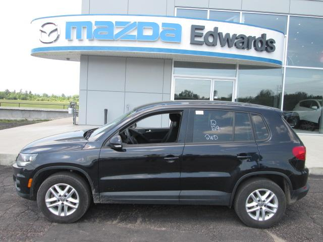 2012 Volkswagen Tiguan 2.0 TSI Trendline (Stk: 20385) in Pembroke - Image 1 of 11