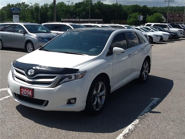 2014 Toyota Venza Base V6 (Stk: 16141A) in Owen Sound - Image 1 of 14