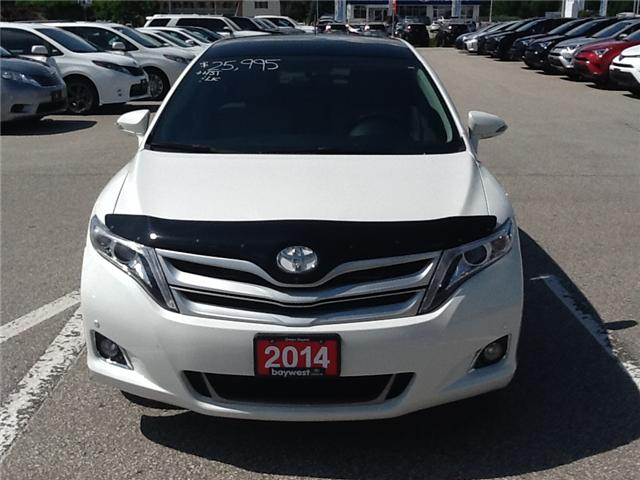 2014 Toyota Venza Base V6 (Stk: 16141A) in Owen Sound - Image 3 of 14