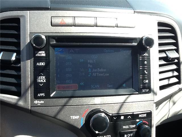 2014 Toyota Venza Base V6 (Stk: 16141A) in Owen Sound - Image 11 of 14