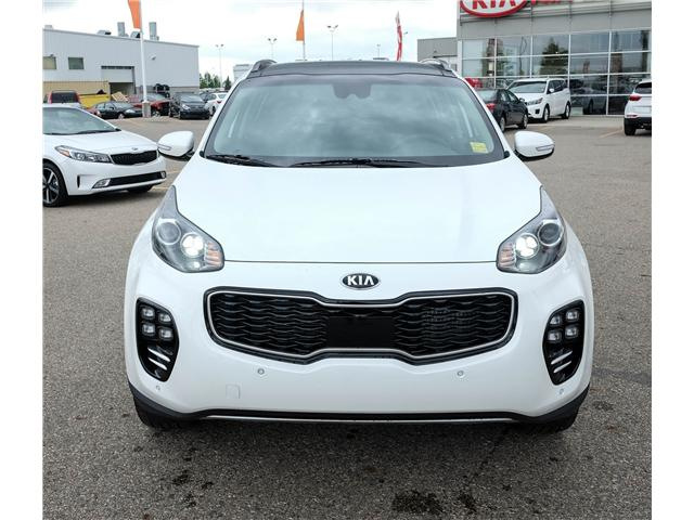 2018 Kia Sportage SX Turbo (Stk: P4427) in Saskatoon - Image 2 of 23