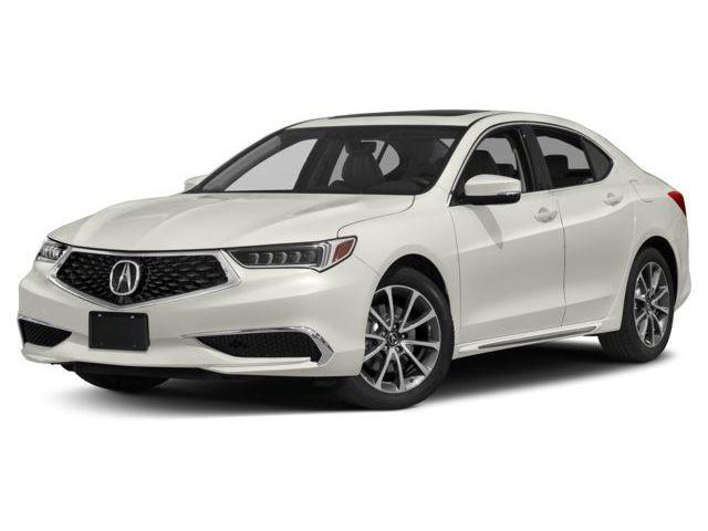2018 Acura TLX Tech (Stk: J801175) in Brampton - Image 1 of 9
