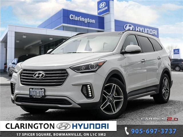 2017 Hyundai Santa Fe XL Limited (Stk: 16820) in Clarington - Image 1 of 27