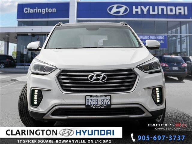 2017 Hyundai Santa Fe XL Limited (Stk: 16820) in Clarington - Image 2 of 27