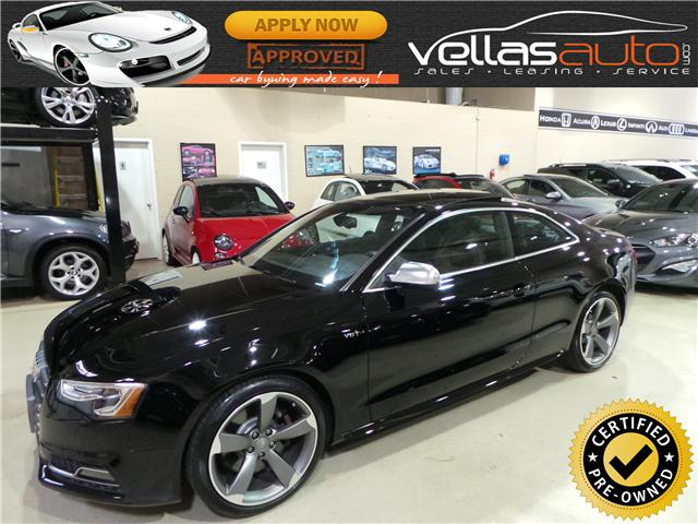 2015 Audi S5 3.0T Technik WAURGBFR6FA003568 NP3568 in Vaughan