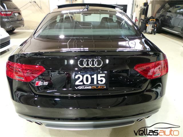 2015 Audi S5 3.0T Technik (Stk: NP3568) in Vaughan - Image 9 of 26