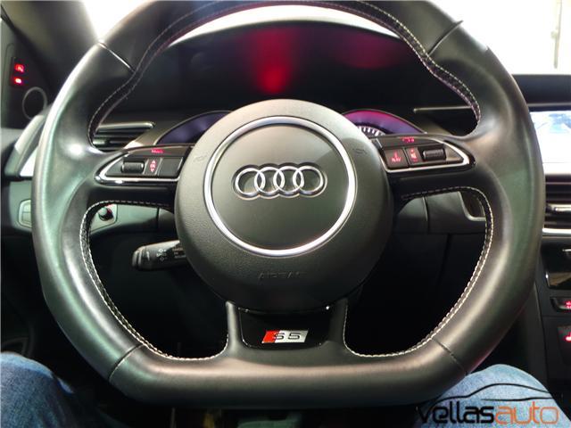 2015 Audi S5 3.0T Technik (Stk: NP3568) in Vaughan - Image 19 of 26