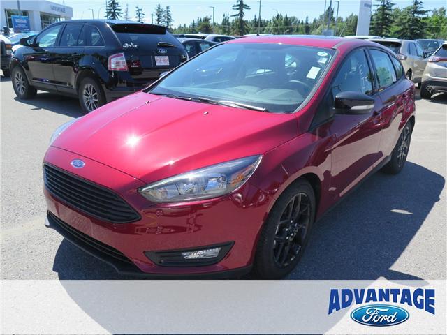 2017 Ford Focus SEL (Stk: H-1248) in Calgary - Image 1 of 6