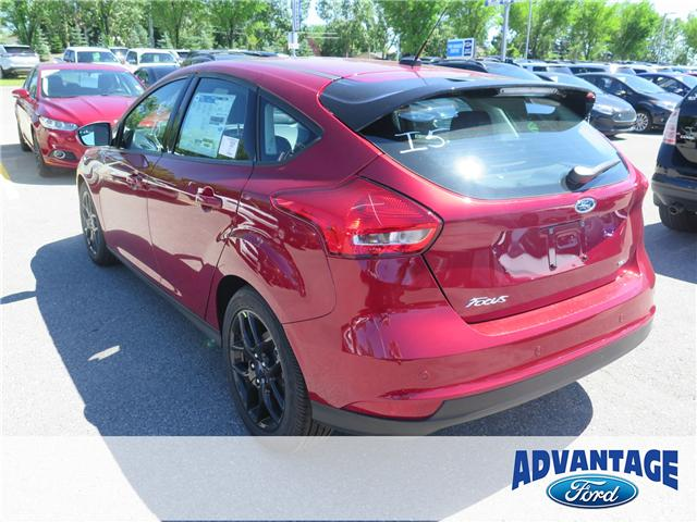 2017 Ford Focus SEL (Stk: H-1248) in Calgary - Image 3 of 6