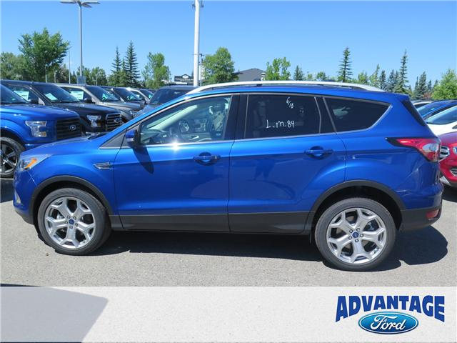 2017 Ford Escape Titanium (Stk: H-1649) in Calgary - Image 2 of 6