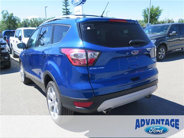 2017 Ford Escape Titanium (Stk: H-1649) in Calgary - Image 3 of 6