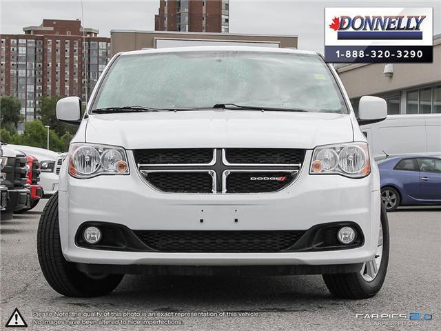 2017 Dodge Grand Caravan Crew (Stk: PLDUR5349) in Ottawa - Image 2 of 27